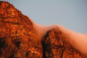 Table Mountain, Cap, Afrique du sud